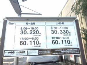 タイムズ嵯峨嵐山駅前第2